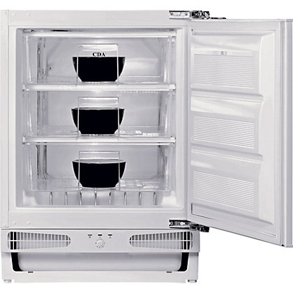 Image for CDA FW283 Integrated Under Counter Freezer from StoreName