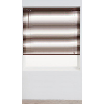 Image for Home of Style Teak Wood 25mm Venetian Blind - 180cm from StoreName