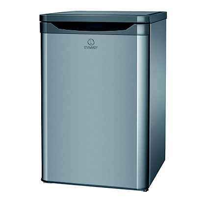 Image for Indesit TFAA 10 SI Fridge - Silver from StoreName