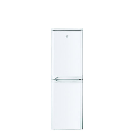Image for Indesit CAA 55 Fridge Freezer - White from StoreName