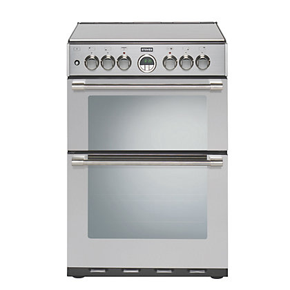 Image for Stoves Sterling 600DF Dual Fuel Cooker - Stainless Steel from StoreName
