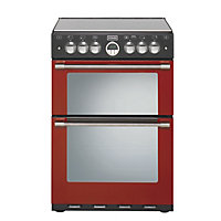 Stoves Sterling 600E Electric Cooker - Jalapeno