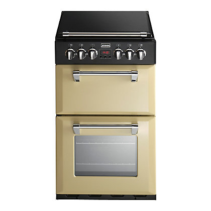 Image for Stoves Richmond 550E Electric Mini Range Cooker- Champagne from StoreName