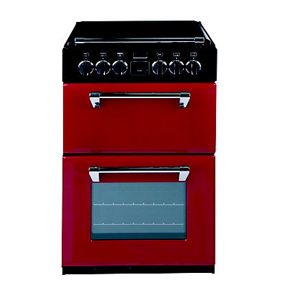 Image for Stoves Richmond 550E Electric Mini Range Cooker- Jalapeno from StoreName