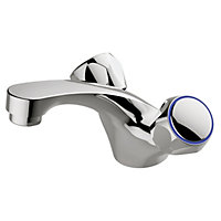 Beta Classic Mono Basin Mixer - Chrome