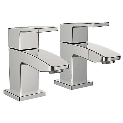 Image for New Square Bath Taps from StoreName