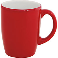 Paintbox Stoneware Mug - Red