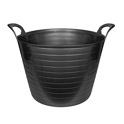 Image for Flexi Tub - Black - 42L from StoreName