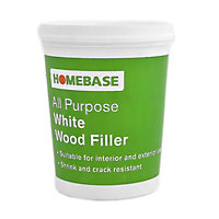 Ready Mix Wood filler - White - 1kg