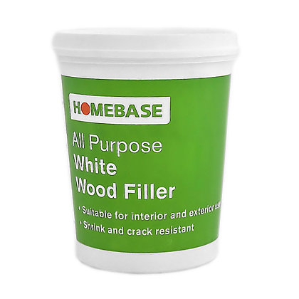 Image for Ready Mix Wood filler - White - 1kg from StoreName