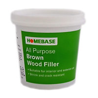 Ready Mix Wood filler - Brown - 500g