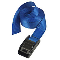 Master Lock Coloured Lashing Strap - 2.5m