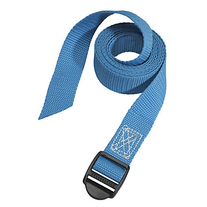 Image for Master Lock Coloured Luggage Straps - 2 x 2.5m from StoreName