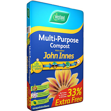 Image for Multi Purpose Compost with Added John Innes - 20L from StoreName