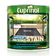 Cuprinol Ultra Tough Decking Stain - Black Ash - 2.5L