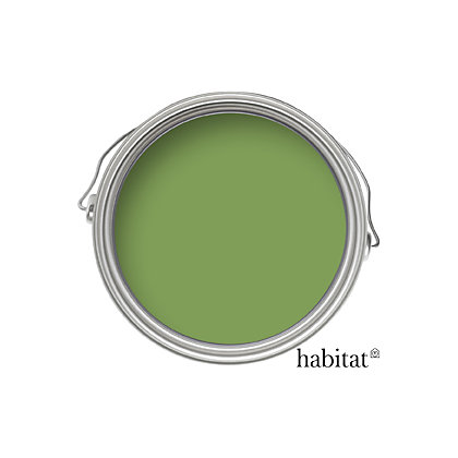 Image for Habitat Leaf - Multi Surface Matt Paint - 1.25L from StoreName