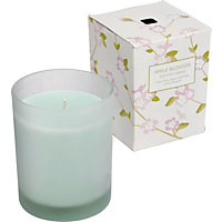 Boxed Candle Jar - Apple Blossom