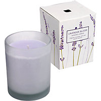 Boxed Candle Jar - Lavender