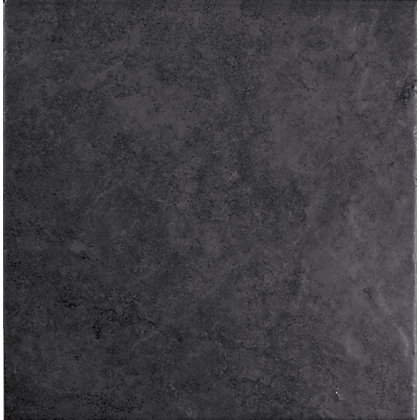 Image for Edinburgh Black Floor Tiles - 330 x 330mm - 9 Pack from StoreName