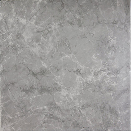 Sorrento Floor Tiles Grey 330 X 330mm 9 Pack