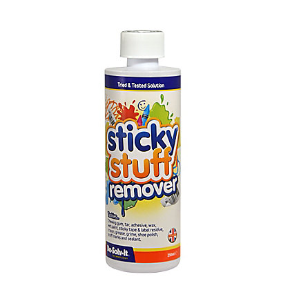 De Solv it Sticky Stuff Remover Liquid 250ml