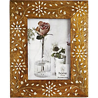 Decorated Photo Frame - 5 x 7in