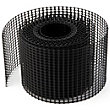 Hunter Gutter Guard Mesh - Black - 10m