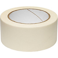 Homebase Masking Tape - 50mm x 50m