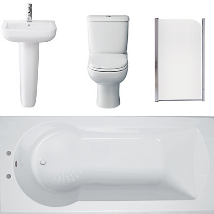 Image for Phase Saving Pack With Double Ended Bath from StoreName