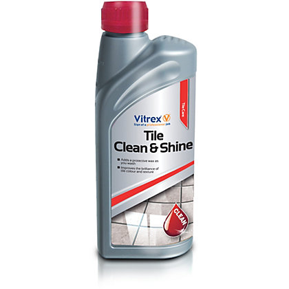 Image for Vitrex Tile Clean and Shine - 1L from StoreName