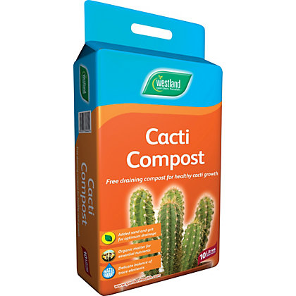 Image for Westland Cactus Compost - 10L from StoreName