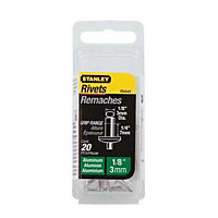 Stanley Rivets - Medium - 3mm - 20 Pack