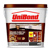 Unibond Tile on Wooden Floors - Large