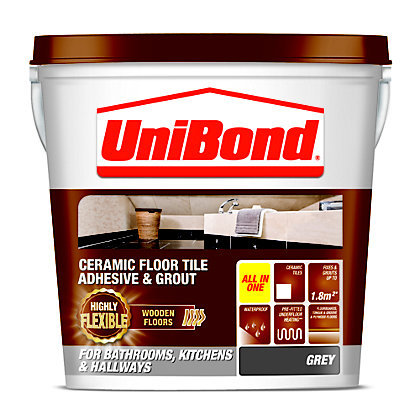 Image for Unibond Tile on Wooden Floors - Large from StoreName