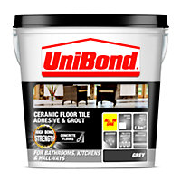 Unibond Tile On Concrete Floors - Large