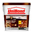 Unibond Wooden Floor Tile Adhesive & Grout - Grey