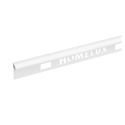 Image for Super Gloss Tile Trim White - 6mm from StoreName