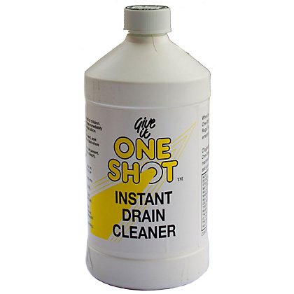 Image for One shot instant drain cleaner - 1L from StoreName