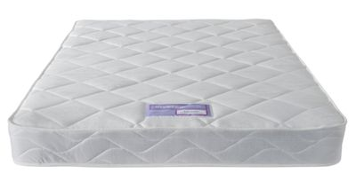 Image of Layezee Essentials Calm Microquilt Small Double Mattress.