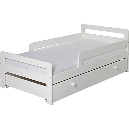 Ellis Toddler Bed Frame With Storage