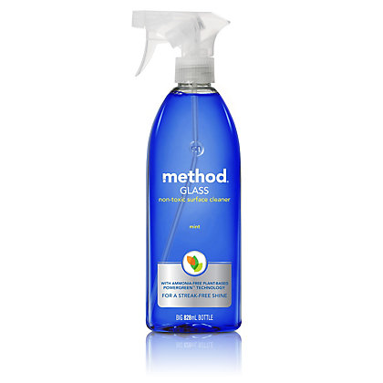Image for Method Glass Cleaner Spray - Mint - 828ml from StoreName