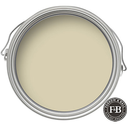 Image for Farrow & Ball Modern No.4 Old White - Emulsion Paint - 2.5L from StoreName