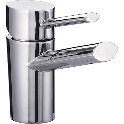 Image for Bristan Oval Eco Click Mono Basin Mixer Tap from StoreName