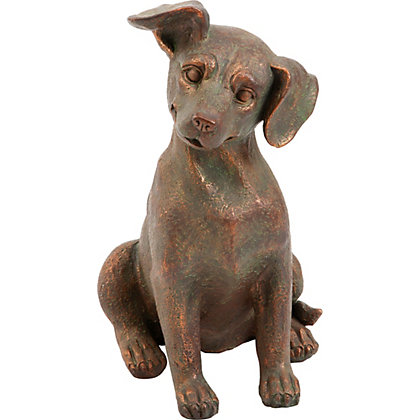 Image for Bronze Dog - Small from StoreName