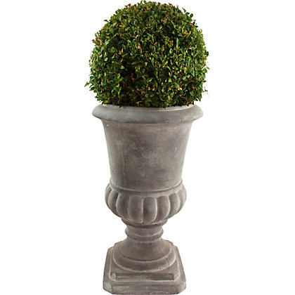 Image for Classic Urn Garden Planter In Grey - 60Cm from StoreName
