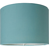 ColourMatch Drum Shade - Jellybean Blue.
