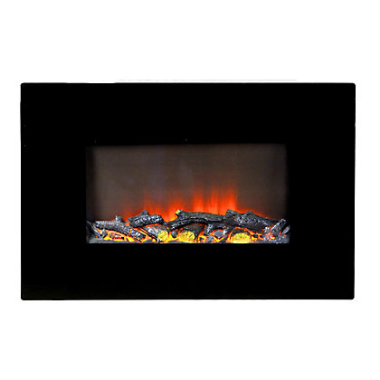 Image for Valletta Wall Mounted Electric Fire from StoreName