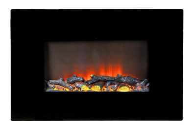 Valletta Wall Mounted Electric Fire
