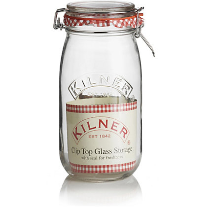 Image for Round Cliptop Kilner Jar - 1.5L from StoreName