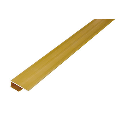 Image for Vitrex Wood Flooring Gold Step Edge 1.8m (L) from StoreName